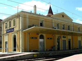 Tarrega current station