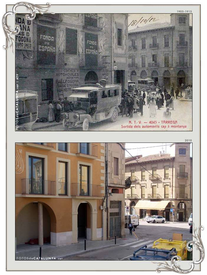 Tàrrega, activities 1912 and present